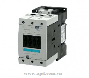 CONTACTOR, AC-3 37 KW 24V:3RT1045-1BB40