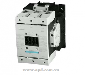 CONTACTOR, AC-3 75 KW, 240V:3RT1055-6AP36