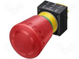 22MM PLASTIC ROUND ACTUATOR:3SB3000-1HA20