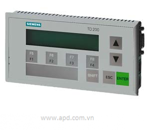 SIMATIC PLC S7-200 TD 200 TEXT DISPLAY